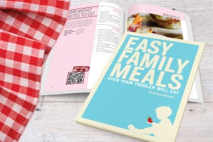 Easy Family Meals Photo Ad