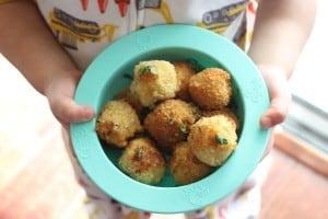 Mash Potato Balls C