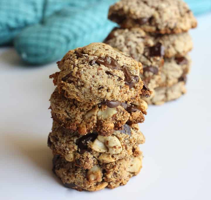 Flourless cookies 2